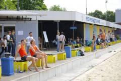 20.DG-Beachvolleyball-Meisterschaften in Duisburg am 10.06.2017