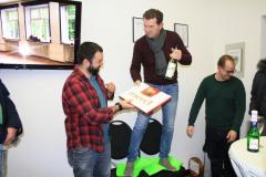 Clubheim Eröffnungsfeier nach Sanierung am 22.02.2020